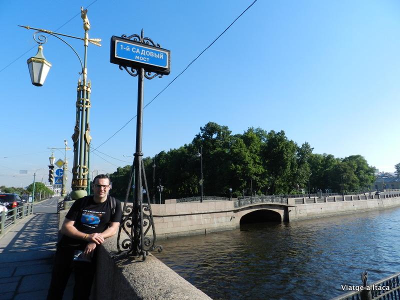 canals Sant Petersburg