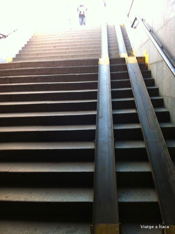 rampa metro