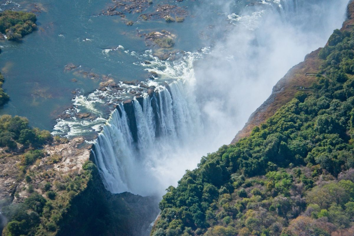 Flight of Angels Victoria Falls