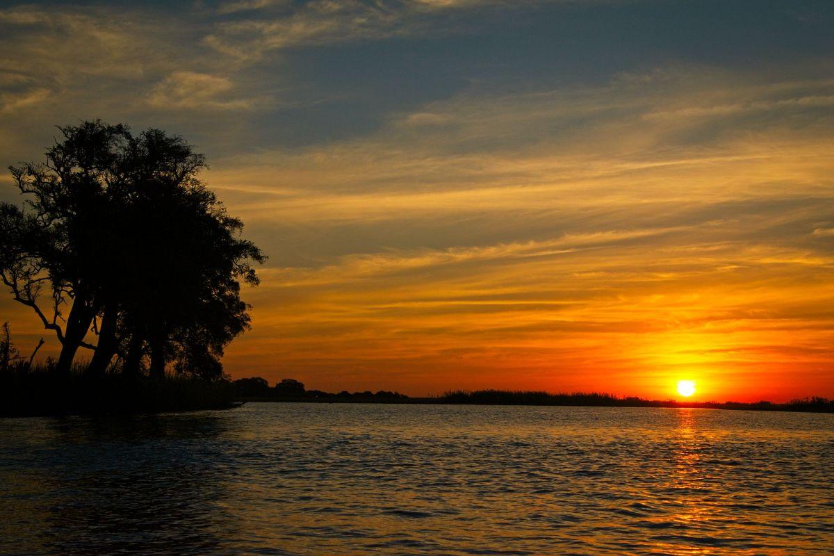 Chobe River Sunset Cruise